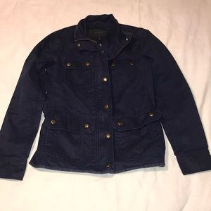 J.Crew Canvas Jacket